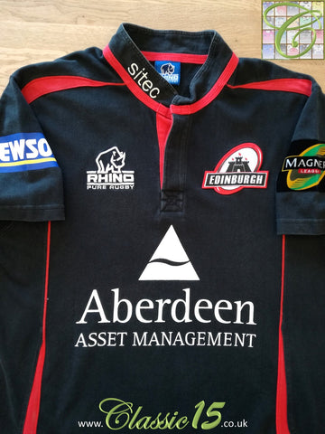 2008/09 Edinburgh Home Magners League Rugby Shirt (L)