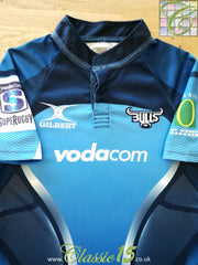 2011 Bulls Home Super Rugby Shirt (S)