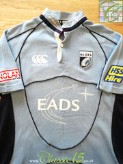 2008/09 Cardiff Blues Home Rugby Shirt (M)
