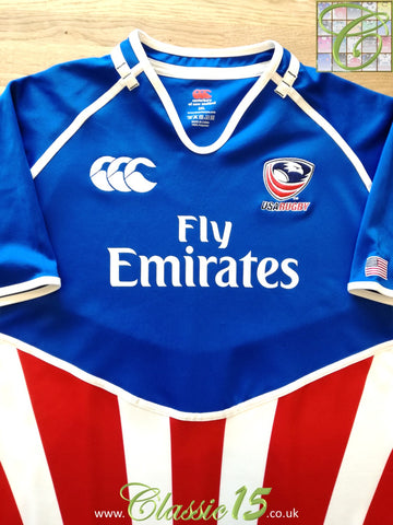2011/12 USA 3rd Rugby Shirt (XXL)