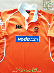 2007 Free State Cheetahs Away Rugby Shirt (XL)