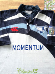 2003 Bulls Away Super 12 Rugby Shirt (XL)