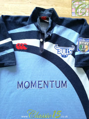 2003 Bulls Home Super 12 Rugby Shirt (M)