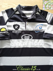 2006/07 Connacht Rugby Training Shirt Grey (M)