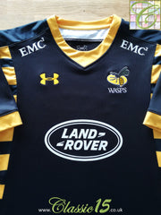 2016/17 Wasps Home Rugby Shirt (L)