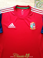 2013 British & Irish Lions Rugby T-Shirt (L)