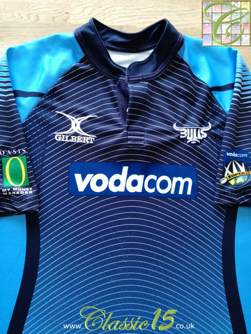 2008 Bulls Home Super 14 Rugby Shirt (L)