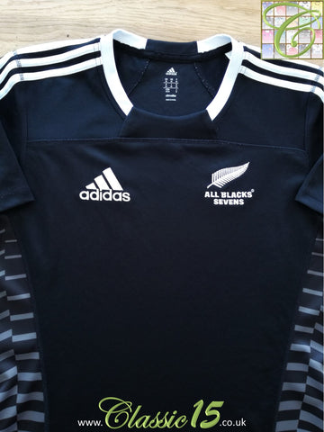 2013 New Zealand Sevens Home Rugby Shirt (M)