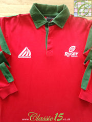 2000/01 Portugal Home Rugby Shirt (L)