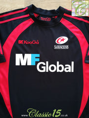 2008/09 Saracens Rugby Training Shirt (L)