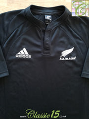 2005 New Zealand Home Rugby Shirt (S)