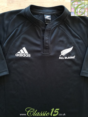 2005 New Zealand Home Rugby Shirt (L)