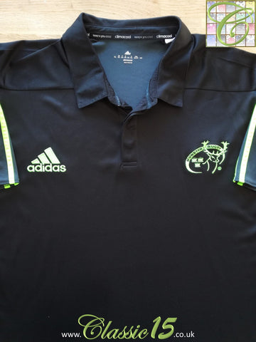 2014/15 Munster Rugby Training Polo Shirt (3XL)