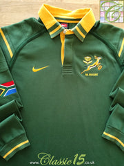 1999/00 South Africa Home Rugby Shirt (M)