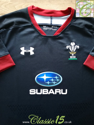 2017/18 Wales Away Rugby Shirt (M) (Loose) *BNWT*