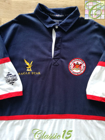 1995/96 Gloucester Away Rugby Shirt (XL)