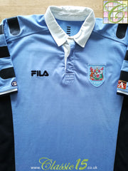 1999/00 Cardiff RFC Home Rugby Shirt (L)