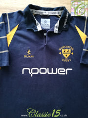 2004/05 Worcester Warriors Home Rugby Shirt (3XL)