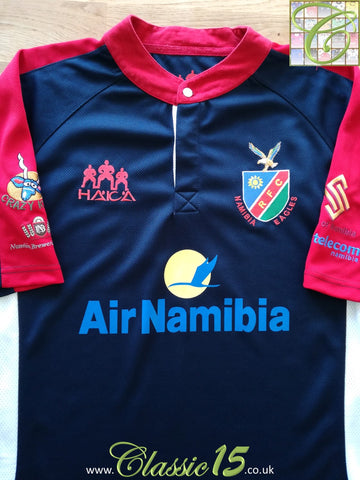 Namibia Eagles Rugby Shirt (L)
