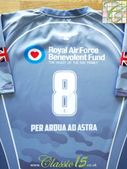 Royal Air Force 'Vets' Rugby Shirt #8 (XXL)
