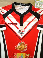 2017/18 SOUA Home Rugby Shirt (3XL)