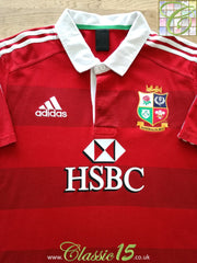 2013 British & Irish Lions Supporters Rugby Shirt (M)