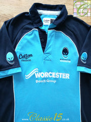 2011/12 Worcester Warriors Leisure Rugby Shirt (M)