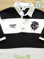 2009/10 Barbarians Home Rugby Shirt (M)