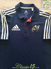 2011/12 Munster Rugby Polo Shirt (S)