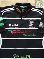 2006/07 Ospreys Home Rugby Shirt (M)