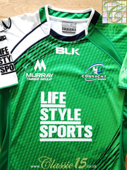 2014/15 Connacht Home Rugby Shirt (M)