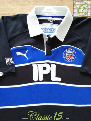 2010/11 Bath Home Rugby Shirt (S)