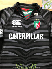 2012/13 Leicester Tigers European Pro-Fit Rugby Shirt (S)