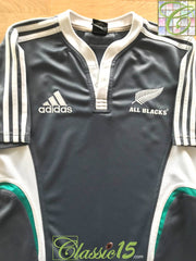 2009 New Zealand Rugby Training Shirt (S)