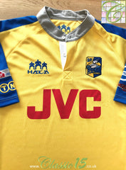 Bay of Plenty Rugby Home Shirt (XL)