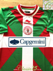 2014/15 Biarritz Olympique Away Match Day Rugby Shirt (L)