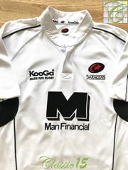 2004/05 Saracens Away Rugby Shirt (L)