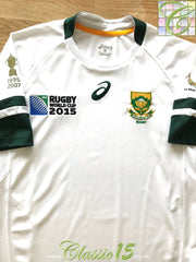 2015 South Africa Away World Cup Rugby Shirt (S)