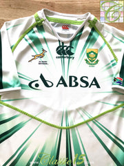 2012 South Africa Away Rugby Sevens Shirt (XXL)