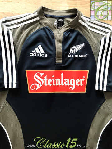 2007 New Zealand Rugby Training Shirt (M)