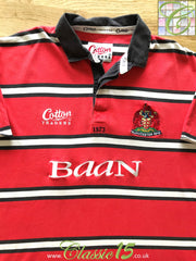 2002/03 Gloucester Home Rugby Shirt (XL)