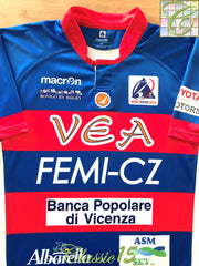 2012/13 Rovigo Delta Home Rugby Shirt (3XL)