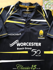 2012/13 Worcester Warriors Home Rugby Shirt (S)