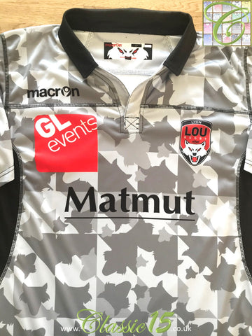 2015/16 Lyon Away Rugby Shirt (3XL)