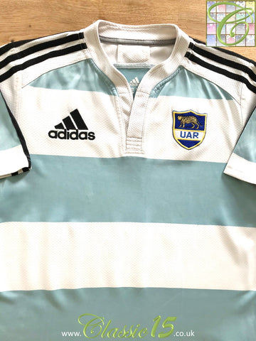 2009/10 Argentina Home Rugby Shirt (S)