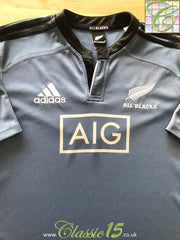 2014 New Zealand Rugby Training Shirt (L)