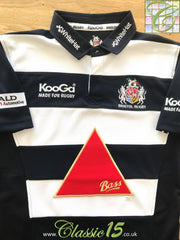 2005/06 Bristol Home Rugby Shirt (L)