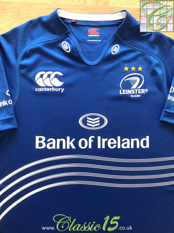 2013/14 Leinster Home Rugby Shirt (L)
