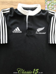 2003 New Zealand Sevens Home Rugby Shirt (M)