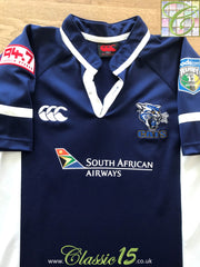 2005 Cats Away Super 12 Rugby Shirt (S)
